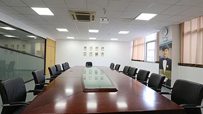 壹管家学院会议室