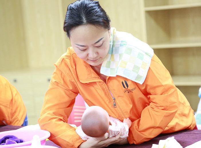母婴护理体系培训